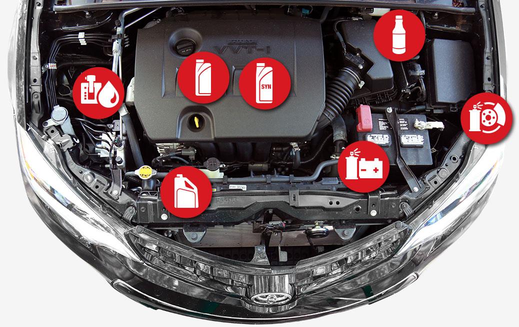 Oxmoor Toyota Service >> Toyota Service Fluids Louisville Ky Oxmoor Toyota
